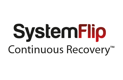 SystemFlip protects both file and application data